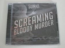 SUM 41/SCREAMING BLOODY MURDER(ISLAND 602527400877) CD ALBUM