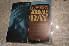 [2316] Johnnie Ray - Mr. Cry LP SUM-1125 Mono Sunset Records 1966 VG/EX