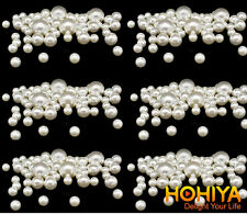 Vase Filler Pearls Beads Pebbles Wedding Decorative Centerpieces Table Decors