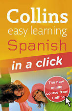 Spanish in a Click by Ronan Fitzsimons (Mixed media product, 2010)