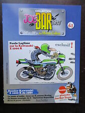 FASCICULE SERIE 2 JOE BAR TEAM 61 KAWASAKI Z 1000 R  /  ZXR 1200 R