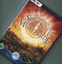 Der Herr der Ringe Die Schlacht um Mittelerde 1 I Komplett mit Handbuch Deutsch