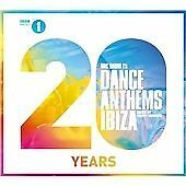 BBC Radio 1 Dance Anthems - Ibiza 20 Years (3 X CD)
