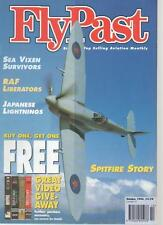 FLYPAST MAGAZINE October 1996 Sea Vixen Survivors AL