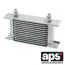 APS Gearbox/Diff/Engine Oil Cooler - 13 Row, 115mm, -8 JIC Male Fittings