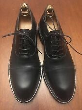 Paraboot Cap Toe Shoes 5.5 5 1/2 Model #10863 Made in France