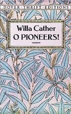 O Pioneers! Dover Thrift Editions