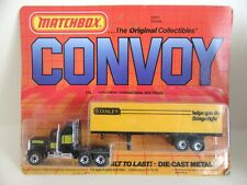 Matchbox Convoy CY-9 Kenworth Box Truck - STANLEY TOOLS - Mint/Boxed
