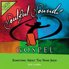 Kirk Franklin - Something About The Name Jesus - Accompaniment CD New