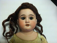 REDUCED Vintage Armand Marseille Antique Doll 3700 German Porcelain Bisque Head