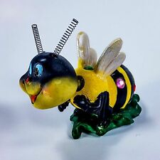 Bumble Bee Spring Bobble Craft Garden Window Decor Knickknack Tchotchke Insect