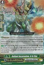 CARDFIGHT VANGUARD CARD: GALLANT INCARNATION, G-O-FIVE - G-CHB02/015EN RR