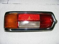 Mercedes W108 W109 250 280 SE 300 SEL 6.3 M100 Euro Amber/Red/Clear Tail Light