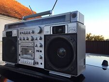SANYO MR-X920 BOOMBOX-GHETTOBLASTER GOOD WORKING CONDITION