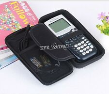 Carrying Storage Case Bag Pouch For Texas Instruments TI-84 Plus CE Calculator