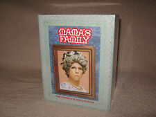 MAMAS FAMILY COMPLETE SERIES DVD ,SEASONS 1-6,24 DISCS BRAND NEW,SEALED ,COMEDY.