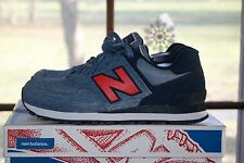 Mens New Balance ML574TTD LCM Red Blue White 8.5 9 Limited Edition Shoes