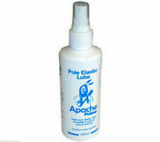 APACHE TACKLE POLE FISHING ELASTIC LUBE LUBRICANT 300ML BOTTLE (rmp2)