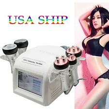 USA 40K 5IN1 Cavitation Ultrasonic RF Radio Frequency Multipolar Vacuum Slimming