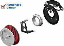 Vance & Hines VO2 Naked Stage 1 Air Cleaner Kit 2008-2013 Harley Touring Dresser