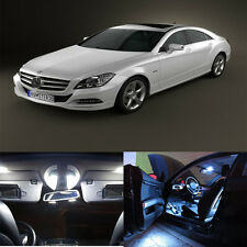 16×white LED light Interior package for Mercedes Benz CLS class W218 2011-2015