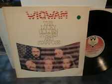 "wigwam""lucky golden stripes and starpose""lp12""or.uk.virgin:v2051.de1976 éd.promo"