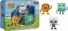 Funko Pocket POP! #09 ADVENTURE TIME 3-pack Tin - JAKE, FINN, BMO 1.5""