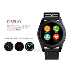 GS3 Bluetooth Smart Watch Heart Rate Monitor Pedometer Fitness Activity Tracker