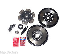 COMPETITION CLUTCH BMW E46 M3 STAGE 4 PADDLE CLUTCH KIT AND FLYWHEEL Z3131