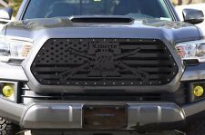 Steel Aftermarket Grille Kit for 16-17 Toyota Tacoma TRD Grill LIBERTY OR DEATH