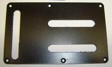 Ibanez SLOTTED Black Japanese Rear Trem Cavity Cover fits Steve Vai JEM RG JS S