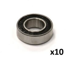 Lot of 10 Ball Bearing (8 x 16mm) Rubber Sealed For 1/8 Cars OZ RC Models