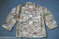 NEW - Latest Issue PCS Warm Weather Combat Shirt MTP Camo Pattern - Size 180/112