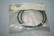 Yamaha nos snowmobile lower chain case cover seal gp 246 292 338 433 643 ss sr