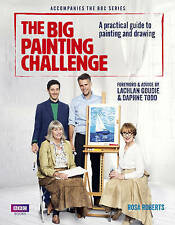 The Big Painting Challenge by Rosa Roberts (Hardback, 2015)