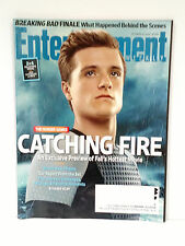 CATCHING FIRE HUNGER GAMES Josh Hutcherson 2013 ENTERTAINMENT WEEKLY MAGAZINE