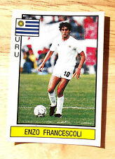 PANINI SUPERSPORT NO 66 FOOTBALL ENZO FRANCECOLI RACING CLUB PARIS URUGUAY