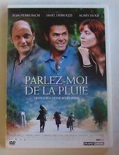 DVD PARLEZ MOI DE LA PLUIE - Jean Pierre BACRI / Agnès JAOUI / Jamel DEBBOUZE