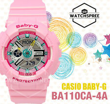 Casio Baby-G BA-110 Series Analog Digital Watch BA110CA-4A