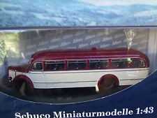 1:43  Schuco (Germany) Mercedes  Benz O 6600 bus