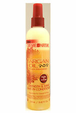 CREME OF NATURE LEAVE-IN CONDITIONER WITH ARGAN OIL 8.45 FL. OZ.