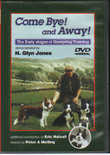 Sheepdog Training DVD: Come Bye! and Away! - The Early Stages of Training
