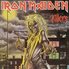 IRON MAIDEN KILLERS BONUS BRAND NEW CD