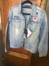 BLK DNM Denim Jacket Size M