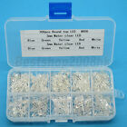300pcs 3mm& 5mm waterclear LED Assortment In Box colorful mix DIY #806