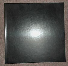 10 Black Kidskin Hardcover Thermal Photobooks 12X12 3mm spine width