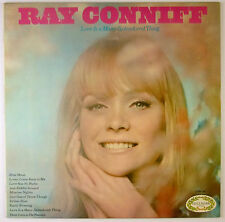 "12"" LP - Ray Conniff His Orchestra - Love Is A Many-Splendored Thing - B3049"
