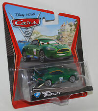 Disney PIXAR Cars 2 NIGEL GEARSLEY #20