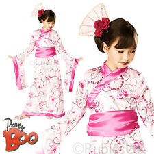Asian Princess Age 3-4 Japanese Girls National Fancy Dress Childrens Kid Costume