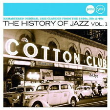 The History Of Jazz  Vol. 1 Jazz Classics From The 1920, 30`s & 40`s 3 CD-Set